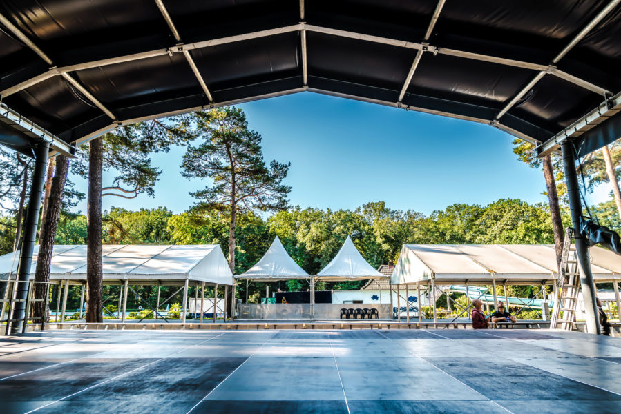 Open-Air Events + Camping